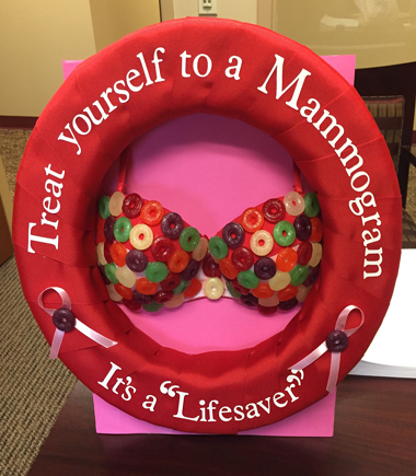 2016 Bras for the Cause Entry